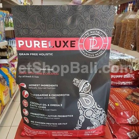 Pureluxe for All Breed Lamb 7 Chickpeas 2kg